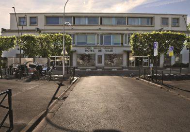 le blanc mesnil hotel de ville copyright thierry bedel.